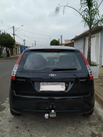 Vendo FIESTA hatch ano 2008 - flex - Foto 2
