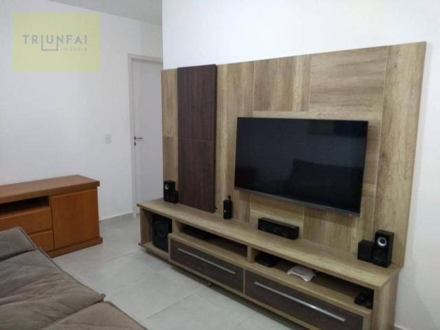 Casa com 2 dormitórios à venda, 53 m² por R$ 230.000 - Vila Pedroso - Votorantim/SP - Foto 6