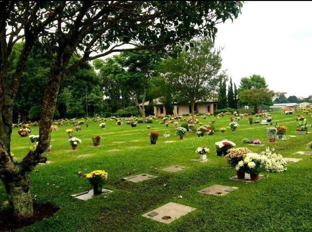 Jazigo Cemitério Memorial da Vida - São José dos Pinhais