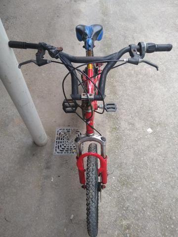 Vendo ou troco essa bicicleta por outra! - Foto 5