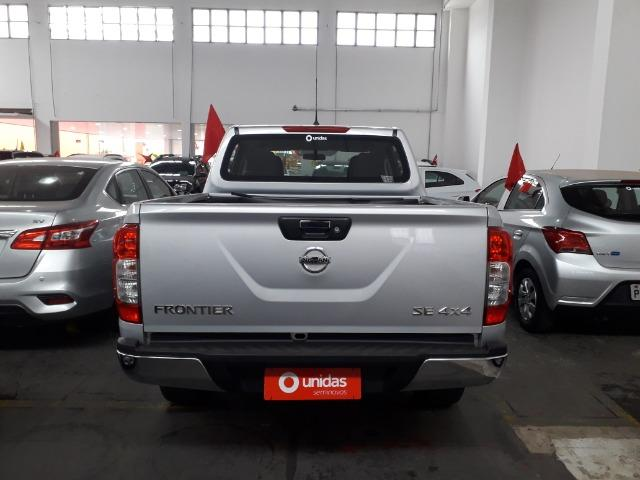 Nissan Frontier Se 2.3 4x4 A/t IPVA 2020 Gratis - Foto 5