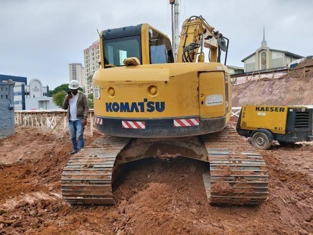 Escavadeira Hidraulica Komatsu PC138US - Foto 4