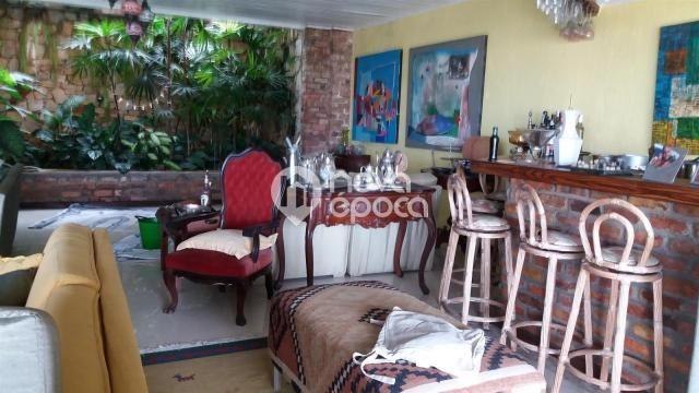 Casa à venda com 4 dormitórios em São conrado, Rio de janeiro cod:FL4CS22387 - Foto 11