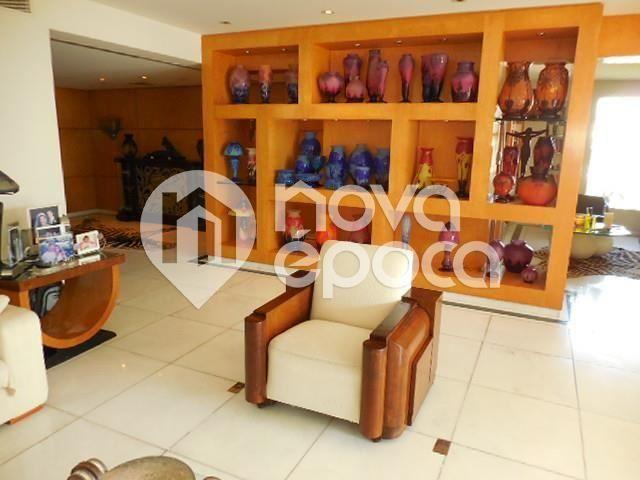 Apartamento à venda com 5 dormitórios em Lagoa, Rio de janeiro cod:LB5AP28814 - Foto 18