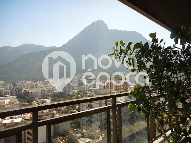Apartamento à venda com 5 dormitórios em Lagoa, Rio de janeiro cod:LB5AP28814 - Foto 4