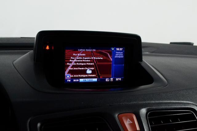 Renault FLUENCE Sedan Privilège 2.0 16V FLEX Aut - Prata - 2011 - Foto 17