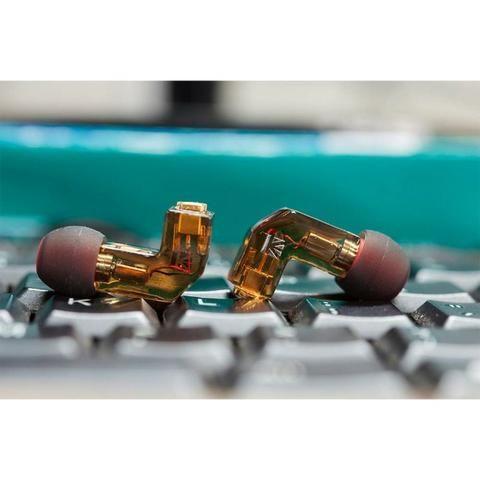 Fone Profissional Kb Ear F1 (retorno / Monitor / Mixagem) - Foto 6