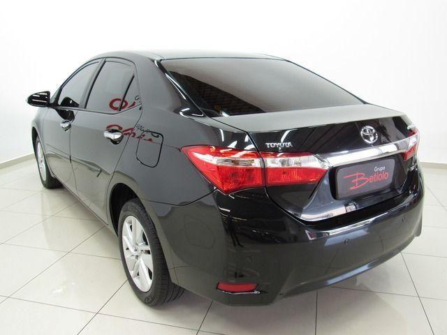 Corolla GLi Upper Black P. 1.8 Flex Aut. - Foto 4