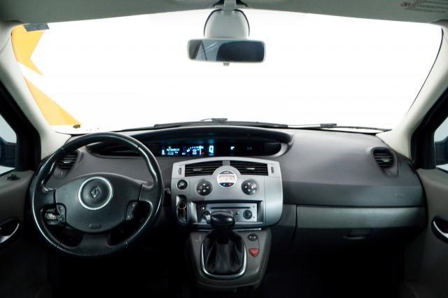 Renault Grand Scénic Grand Dynamique 2.0 16V 5p Aut. - Preto - 2009 - Foto 11