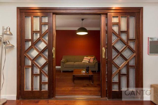Apartamento garden com 3 dormitórios à venda no cristo rei, 157 m² por r$ 600 mil - Foto 13
