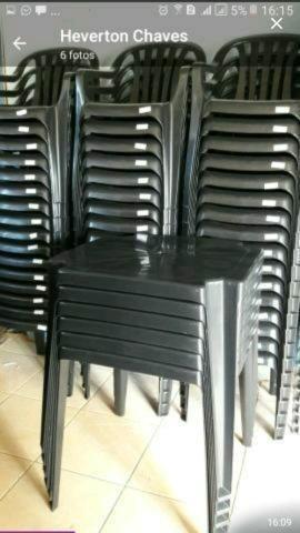 Jogos de mesas pra 180 kg 175 reais - Foto 2