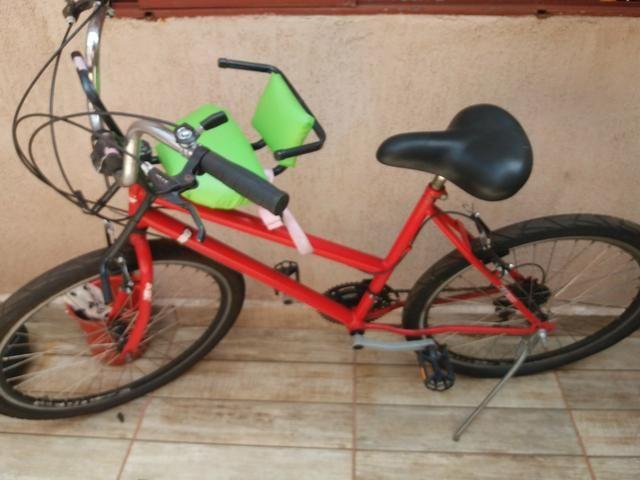 Bike com cadeirinha - Foto 3