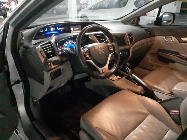 Honda Civic EXS 1.8 2012 - Foto 5