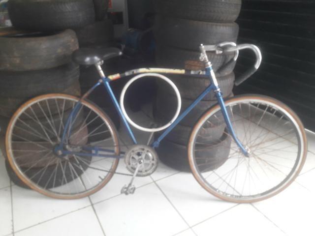 Vendo bicicleta barra circular - Foto 3