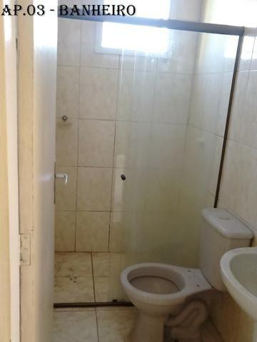 A.L.U.G.O. apartamentos de 2 e 3 quartos em Eldorado, Serra - Foto 9