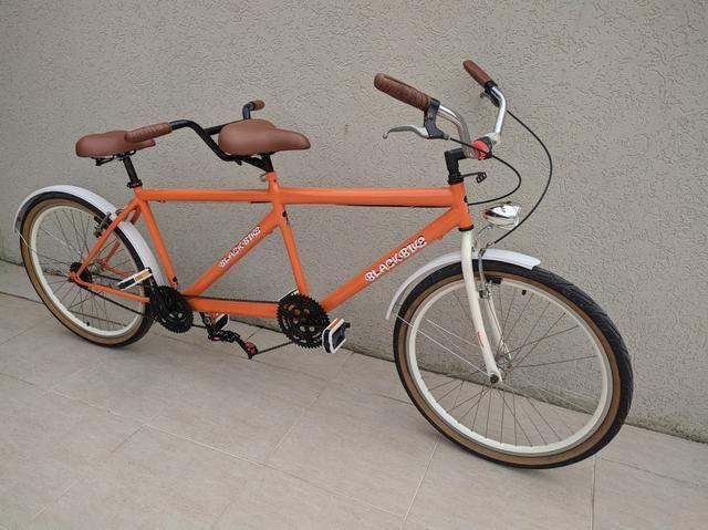 Bike Dupla totalmente retrô - Foto 3