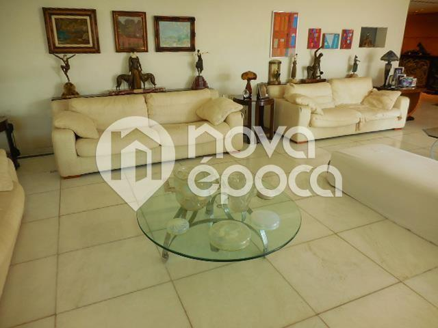 Apartamento à venda com 5 dormitórios em Lagoa, Rio de janeiro cod:LB5AP28814 - Foto 14