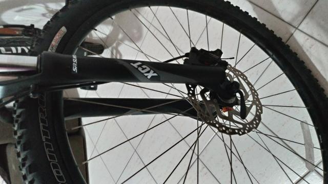 Bike Specialized Rockhopper 29 Masculina - Foto 3