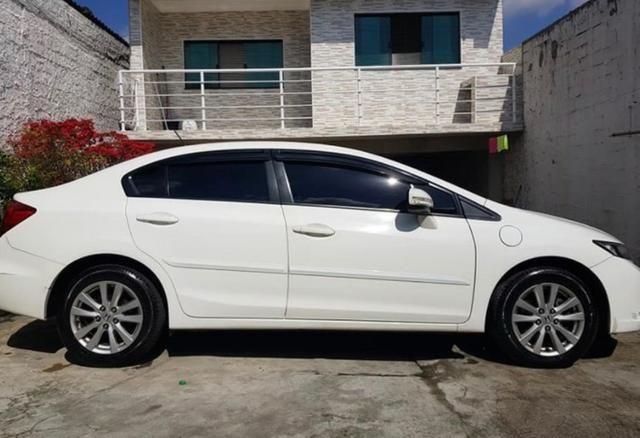 Honda Civic 1.8 2012, Completo! Não troco - Foto 5