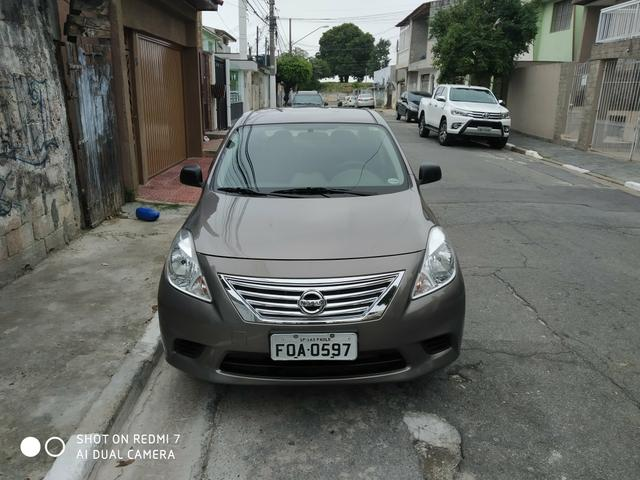 Nissan Versa S 1.6 16v 2014 (venda e troca) - Foto 4