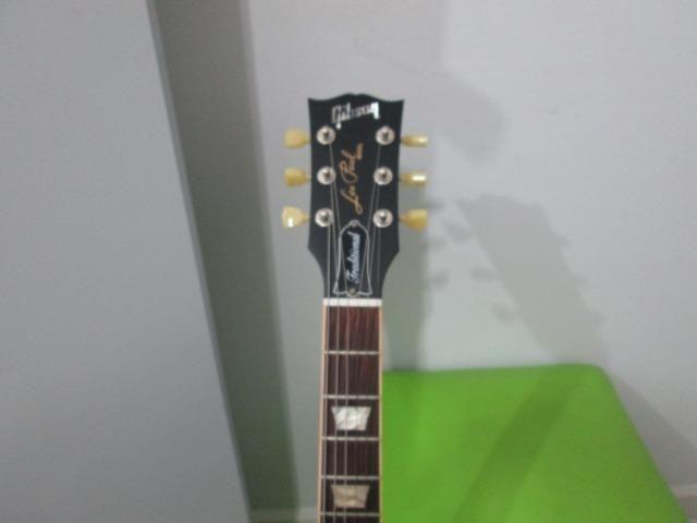 Guitarra Gibson Mahogany Sant Traditional 2012 - Foto 3