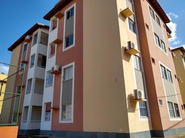 Alugo apartamento no Athenas Park de 2 quartos mobiliado na Cohama!!