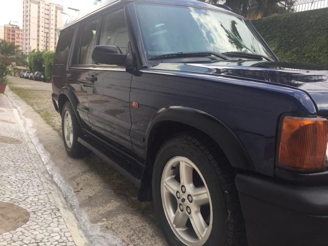 Land rover discovery es 7 lugares