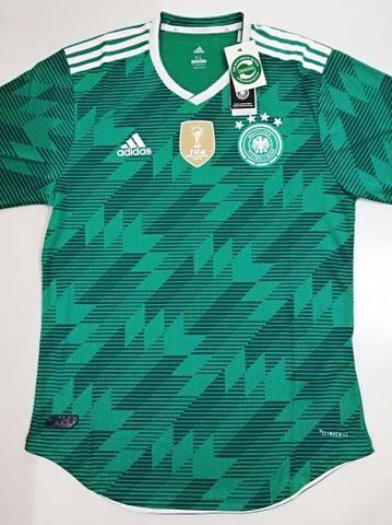 Camisa Alemanha Away Player 18/19 - G