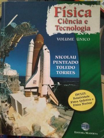 Livro de Física, Ciência e Tecnologia