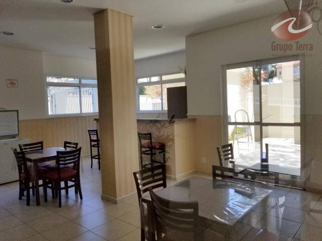 Apartamento à venda, 70 m² por r$ 330.000,00 - jardim satélite - são josé dos campos/sp - Foto 13