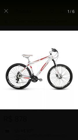 Bicicleta aro 29, 27 marchas