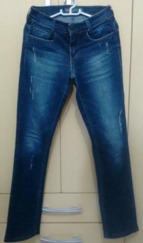 Calça jeans Fem. Pool 36