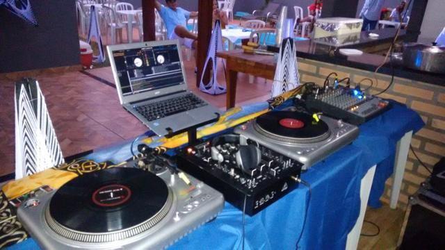 Aparelhos para DJs Toca Discos vinil