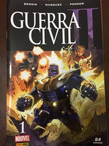Coleção Guerra Civil