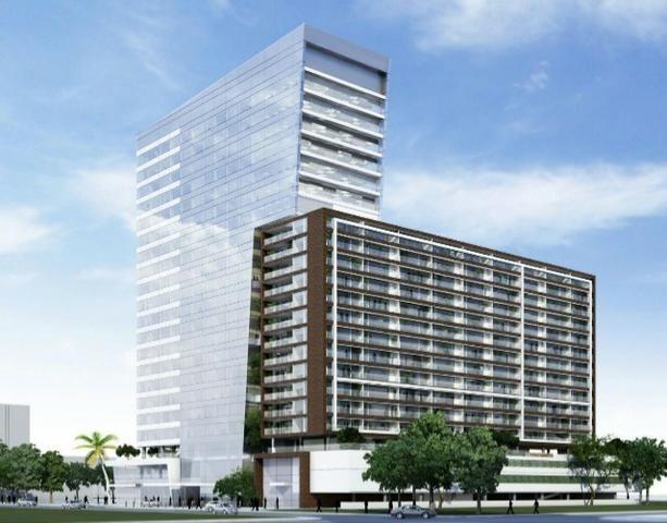 Soberane Residence- Adrianópolis de 1,2,3 dormitório /56m2,106 e 92m2