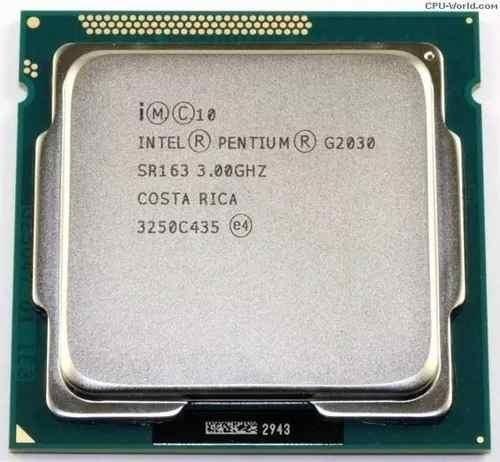 Vende-se processador intel pentium 3.0ghz socket 1155 + cooller