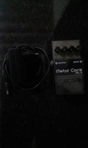Pedal Boss Metal Core