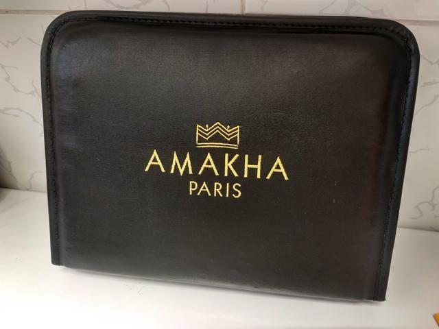 Bolsa Amakha cabe 90 perfumes