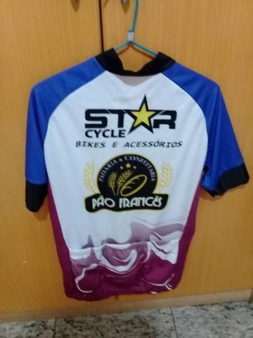 Camisa ciclismo unissex