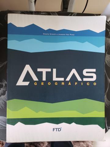 Atlas Geográfico FTD