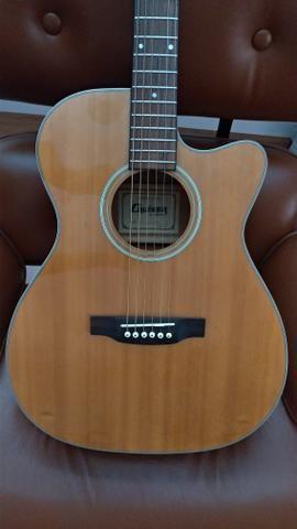 Guitarra Cort Zenox 690 e Violão Crafter 550