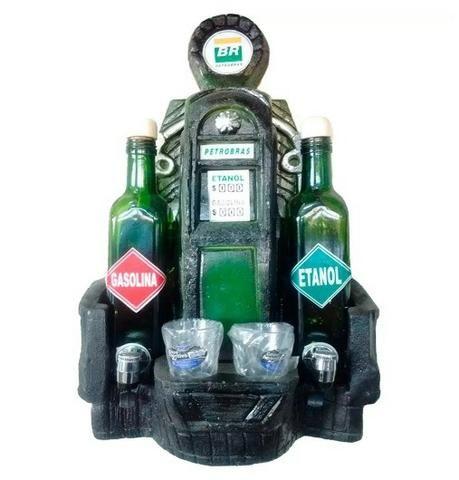 Pingômetro - Bomba de Gasolina / Etanol