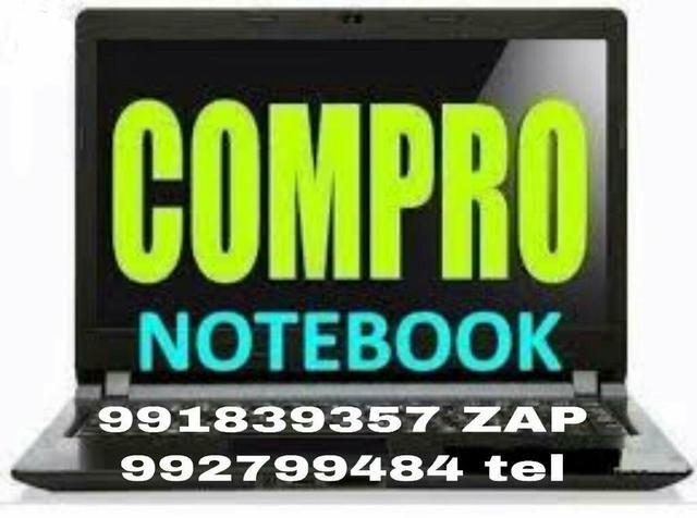 Compramos notebooks (992799484zap)