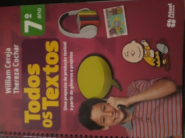 Livros 7 ano