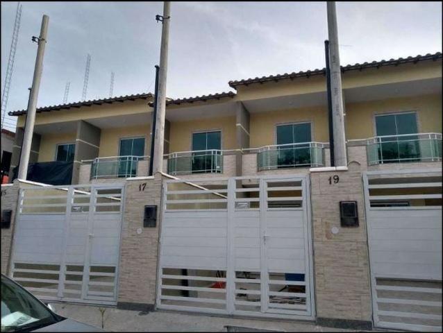 Casas Duplex 1° Locação Frente de Rua e Independente 2 Quartos e Garagem Próx. Vianense