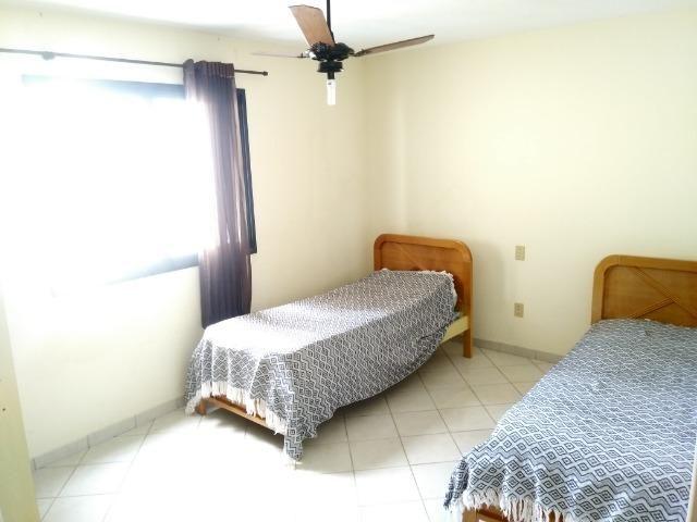 Apartamento Temporada Ed. Frente para o Mar Praia do Morro Guarapari até 10 Pessoas - Foto 13