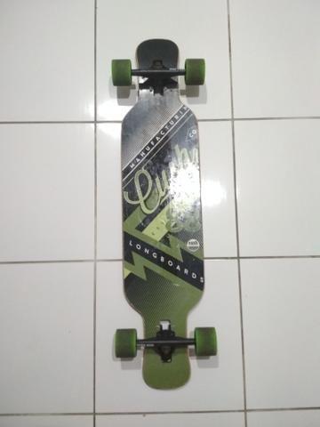 Skate Longboard de Alto Desempenho