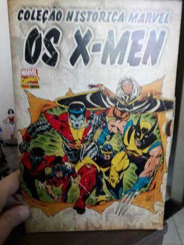 Biblioteca Histórica Marvel - X- Men