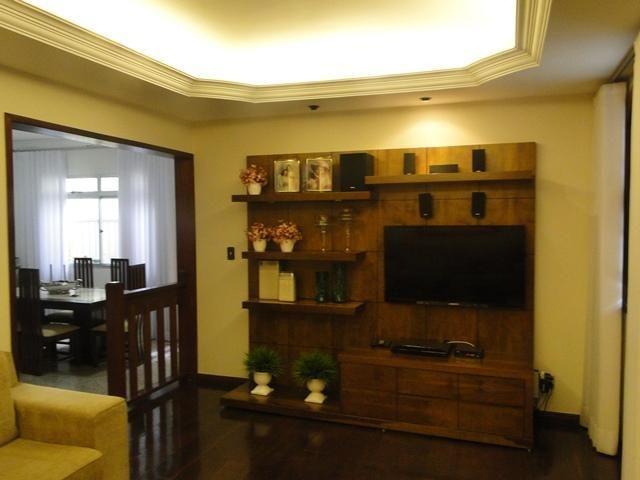 Casa com 4 dormitórios à venda, 273 m² por r$ 900.000,00 - caiçara - belo horizonte/mg - Foto 2