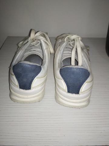 3a4a26d9265 Tênis branco zara boy n35 - Roupas e calçados - Bairro Alto ...